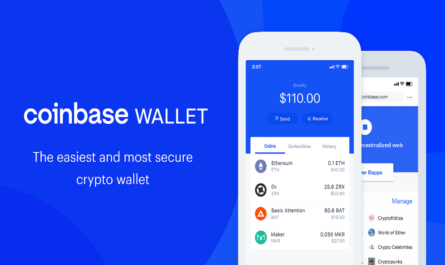 Detail of Coinbase the Best and Secure App to Buy Cryptocurrency